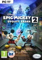Disney Epic Mickey 2: Dvojitý zásah