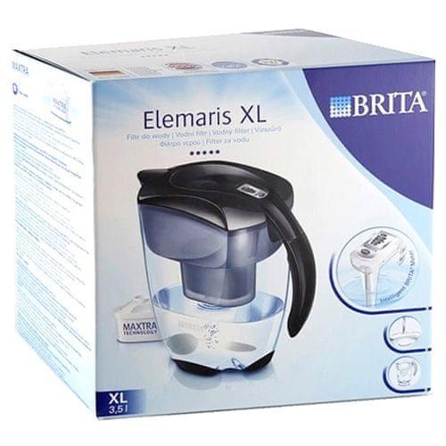 BRITA Elemaris XL Meter čierna / 1011776