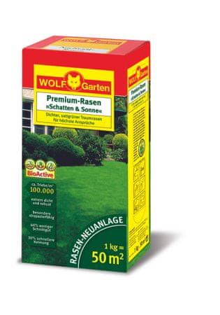 Wolf - Garten seme za travo LP25