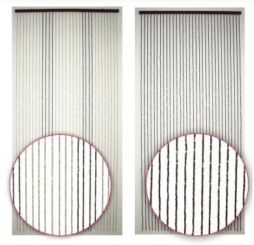 Zavesa za vrata Les 90x200cm (95-302000)