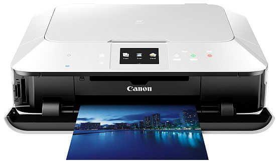 Canon večfunkcijska naprava Pixma MG5550, bel