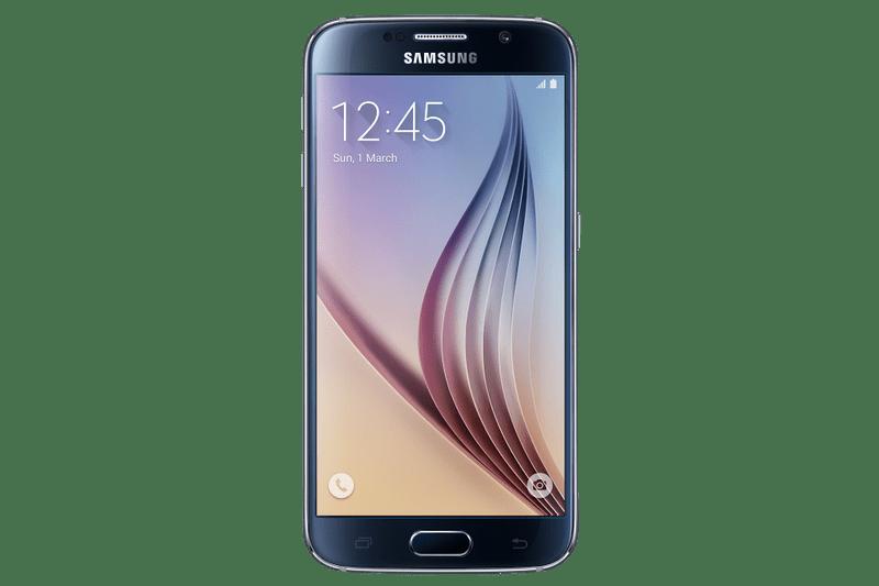 Samsung Galaxy S6, 32 GB, černá