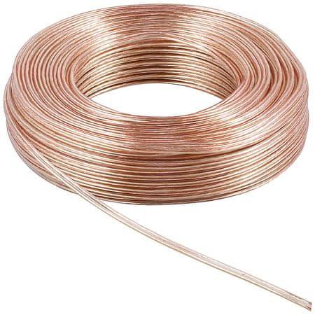 Goobay audio kabel za zvočnike 2x2,5mm, 25 m