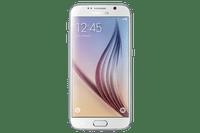 SAMSUNG Galaxy S6, 32 GB, biela + okamžitá zľava 60 eur + Cashback  90,- eur späť + Samsung bezdrôtová nabíjačka ZADARMO