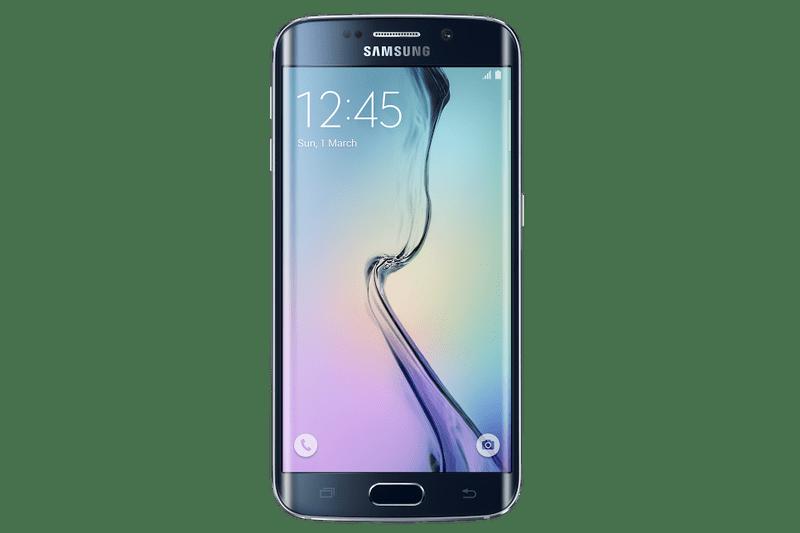 Samsung Galaxy S6, Edge, 32 GB, černá
