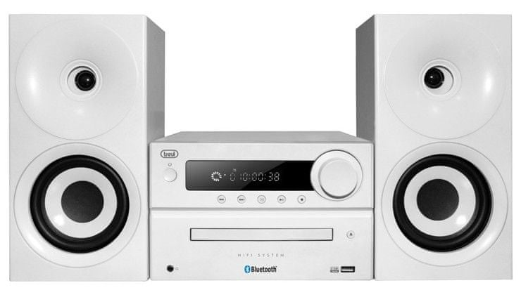 Trevi HCX 1080 BT (White)