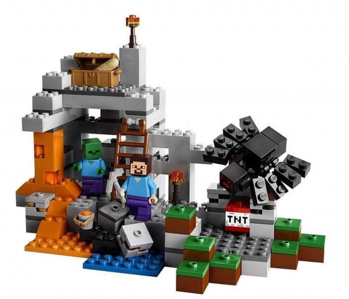 LEGO® Minecraft 21113 Jeskyně