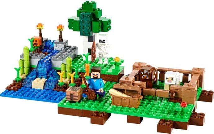 LEGO® Minecraft 21114 Farma