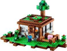 LEGO Minecraft: Az első éjszaka 21115