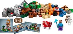 LEGO® Minecraft 21116 Kreatywny warsztat