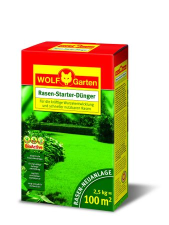 Wolf - Garten gnojilo za mlado travo LH100