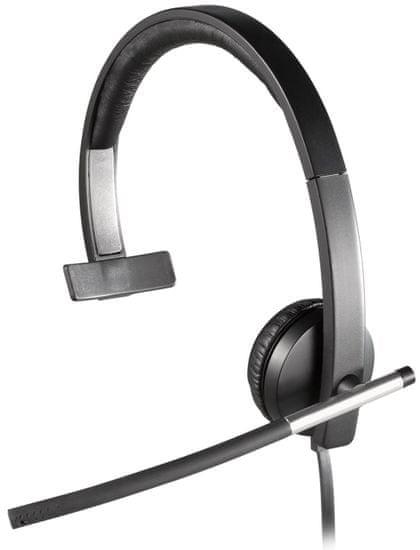 Logitech H650e mono slušalke z mikrofonom, OEM