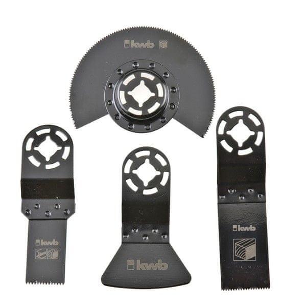 Einhell Set pro multi brusky 4 ks 708800