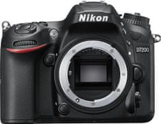 Nikon digitalni fotoaparat D7200 Body