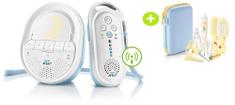 Philips Avent Baby Monitor SCD505/00 + Sada pro péči o dítě