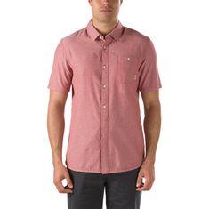 Vans srajca s kratkimi rokavi Frazier, moška