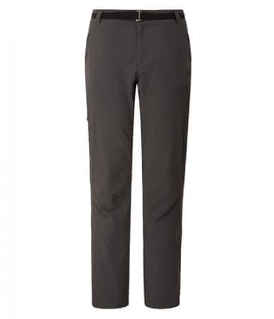 The North Face W Trekker Pant Plus Asphalt Grey 12