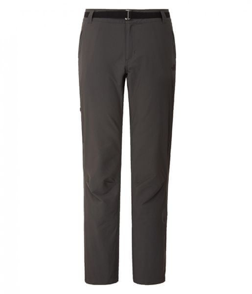 The North Face W Trekker Pant Plus Asphalt Grey 8