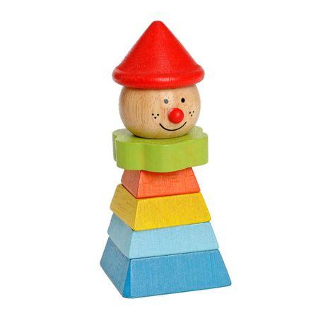EverEarth leseni klovn z rdečim klobukom
