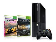 Microsoft XBOX 360 4GB Stingray + Halo 4 GOTY + Forza Horizon