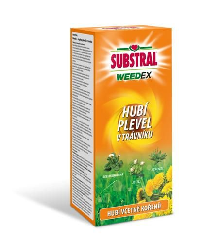 Substral WEEDEX koncentrát 500 ml