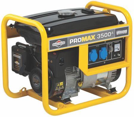 Briggs&Stratton bencinski motorni agregat 3500A Pro-Max