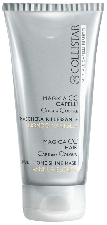 Collistar Maska do włosów Magica CC - Vanilla Blonde - 150 ml, BEZPŁATNY ODBIÓR: WARSZAWA, WROCŁAW, KATOWICE, KRAKÓW!