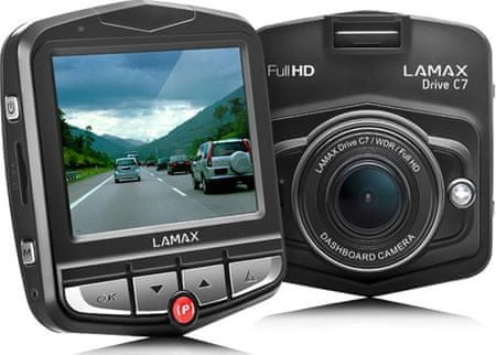 LAMAX wideorejestrator Drive C7