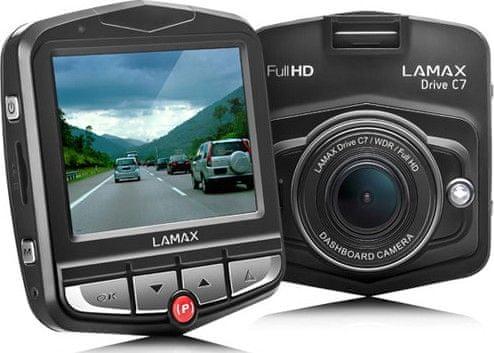 LAMAX Drive C7 - II. jakost