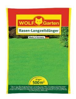 Wolf - Garten Hnojivo na trávník s dlouhodobým účinkem L-PE 500