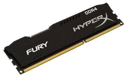 Kingston pomnilnik DDR4 HyperX Fury black 4 GB (HX421C14FB/4)