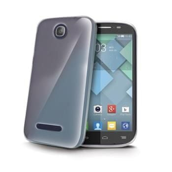 Celly tenký kryt Gelskin, Alcatel One Touch Pop C7, čirý