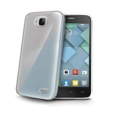 Celly tenký kryt Gelskin, Alcatel One Touch Idol Mini, čirý