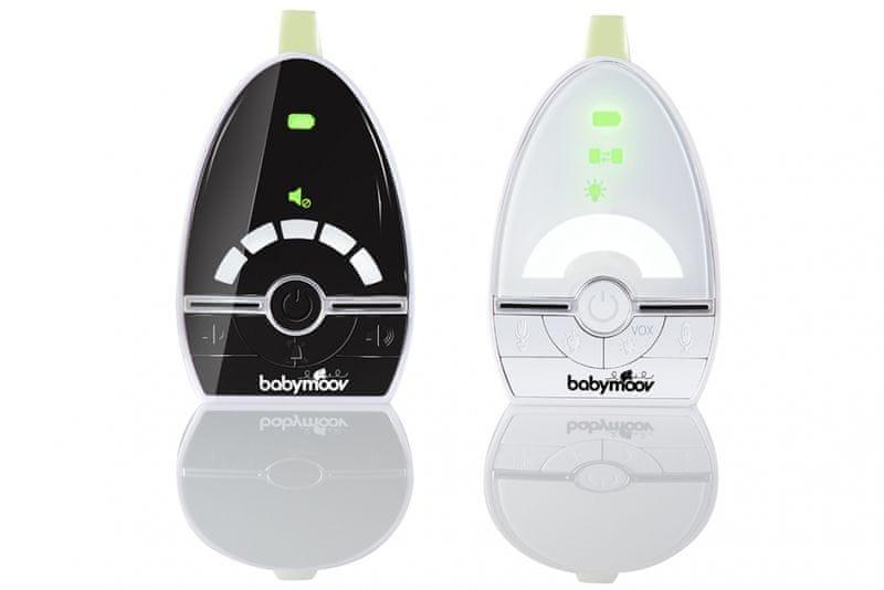 Babymoov Baby monitor Expert Care Digital Green - II. jakost