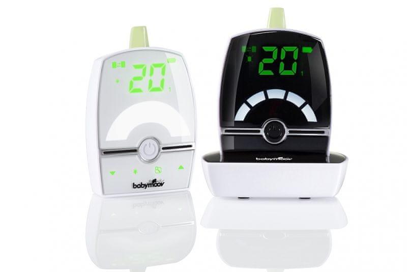 Babymoov Baby monitor Premium Care Digital Green - II. jakost