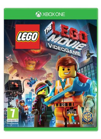 Warner Bros Lego Movie The Video Games (Xbox ONE)