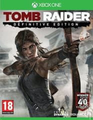 Square Enix Tomb Raider Definitive Edition (Xbox ONE)