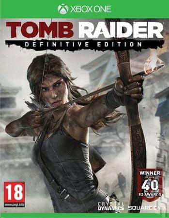 Square Enix Tomb Raider Definitive Edition (Xbox ONE)