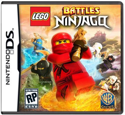 Warner Bros LEGO: Ninjago (NDS)