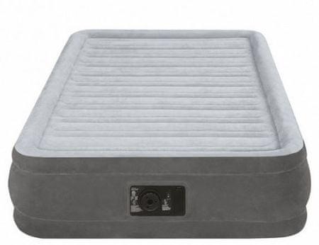 Intex krevet na napuhavanje Comfort-Plush MID Twin sa ugrađenom pumpom