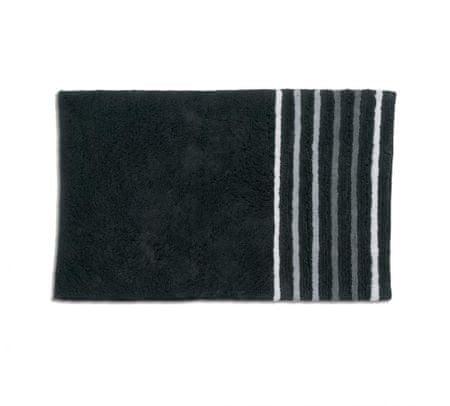 Kela kopalniška preproga Landessa Stripes, 100 x 60 cm, črna