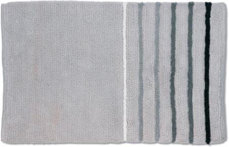 Kela kopalniška preproga Landessa Stripes, 100 x 60 cm, siva