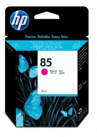 HP kartuša 85 Magenta, 28 ml (C9426A)