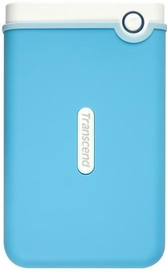 "Transcend StoreJet 25M3B 1TB / Externí / USB 3.0 / 2,5"" / Blue (TS1TSJ25M3B)"