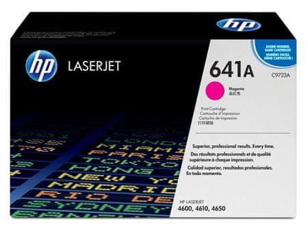 HP č.614A originální purpurová tonerová kazeta LaserJet (C9723A)