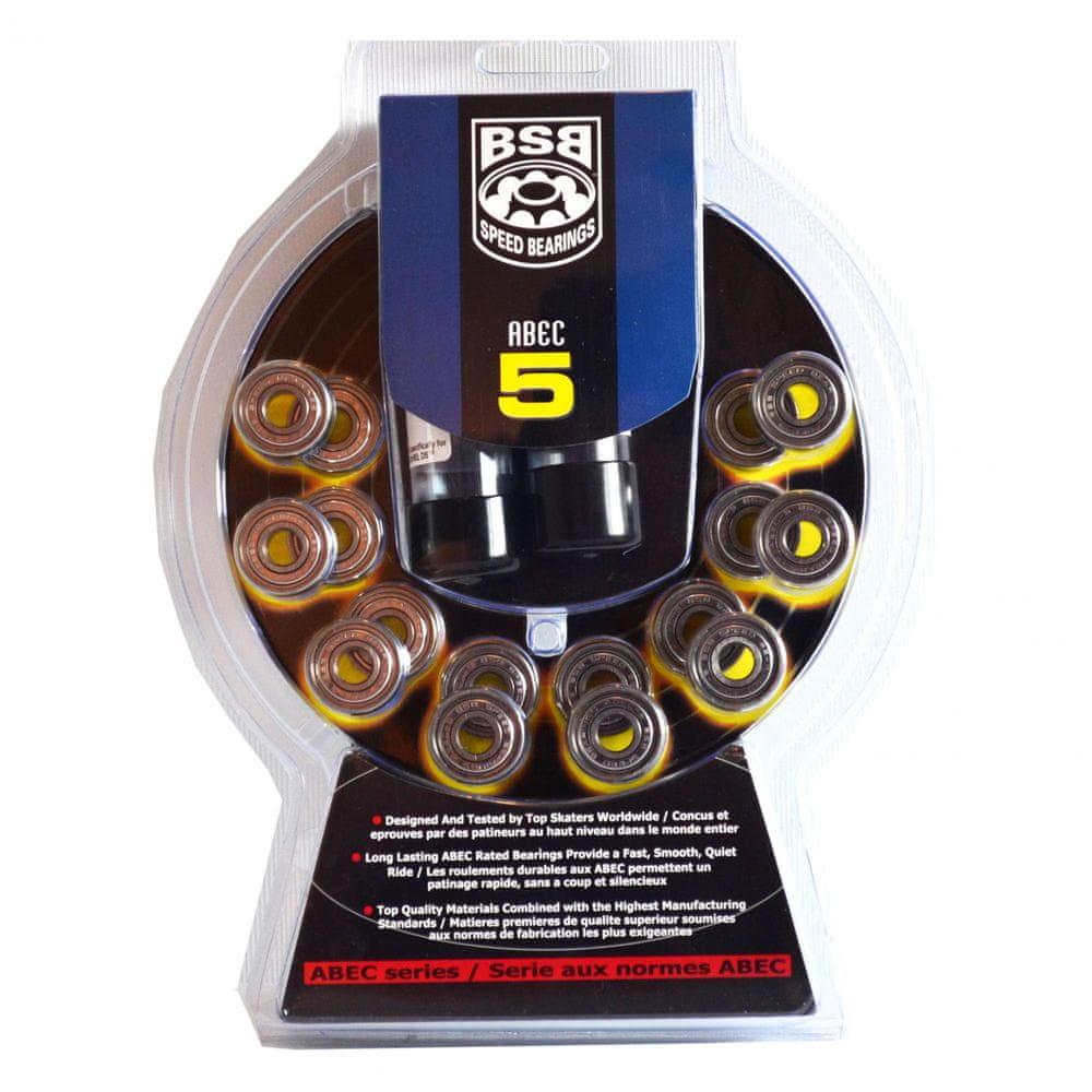 Hyper Ložiska BSB ABEC 5 (16 ks)