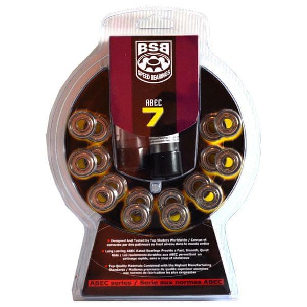 Hyper Ložiska BSB ABEC 7 (16 ks)