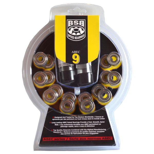 Hyper Ložiska BSB ABEC 9 (16 ks)