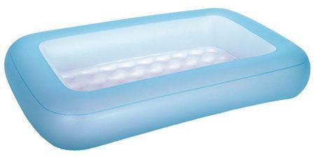 Bestway Nafukovací bazén modrý