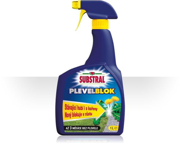 Substral PLEVEL BLOK Postřikovač (herbicid) 1000ml